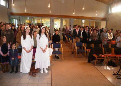Octombrie 2011 – Serviciu de botez