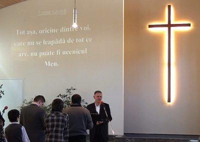 Martie 2012 – Serviciu de botez