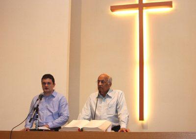 Iunie 2013 – Conferință cu fratele Zac Poonen