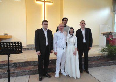 Martie 2016 – Serviciu de botez