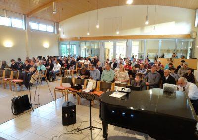 Mai 2015 – Serviciu divin cu fratele Zac Poonen