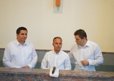 Septembrie 2019 – Serviciu de botez