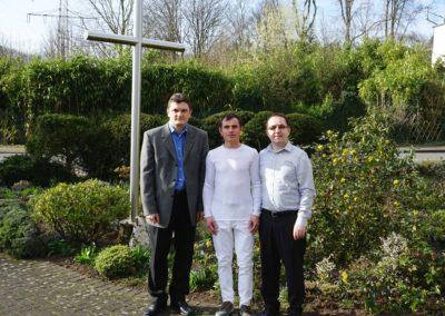 Martie 2020 – Serviciu de botez