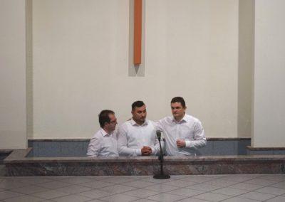 Octombrie 2020 – Serviciu de botez