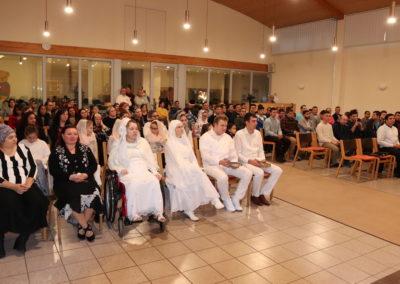 Noiembrie 2018 – Serviciu de botez